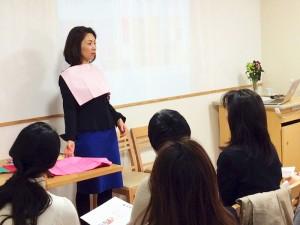 第一印象を良くしてビジネスチャンスを掴みとる! 講師:長澤久理子